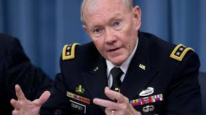 رییس ستاد مشترک ارتش آمریکا: ماموریت من مبارزه با داعش است نه بشار اسد