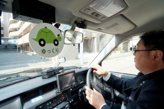 عجیب ترین تاکسی دنیا در ژاپن! (+عکس)