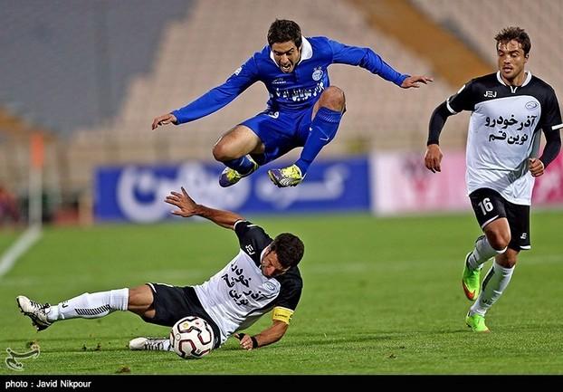 نتیجه بازی استقلال صبا جمعه 24 اردیبهشت 95 + دانلود خلاصه و گلها