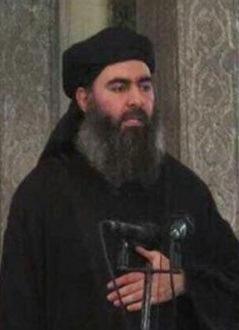 همسر رهبر داعش بازداشت شد