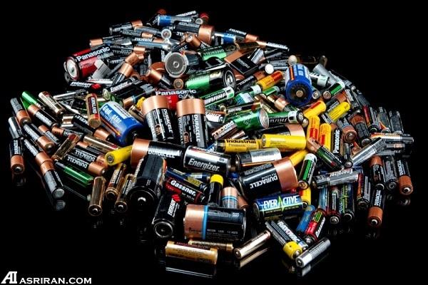 چند نکته درباره باتری ها - عصر دانش