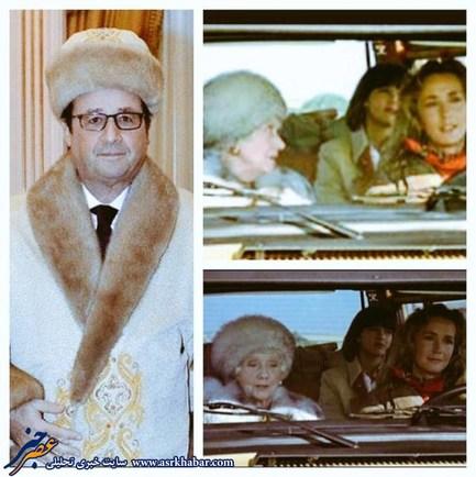 همسر رئیس جمهور لو رفته رئیس جمهور عکس خصوصی رئیس جمهور