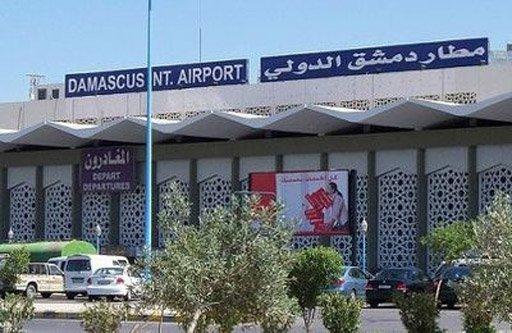حمله هوایی اسرائیل به اطراف فرودگاه دمشق