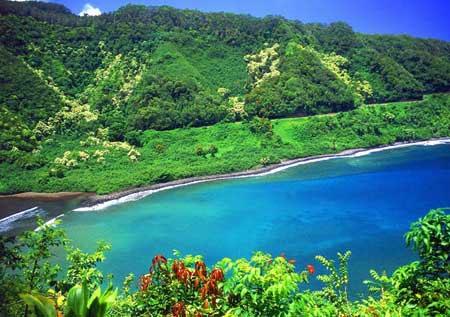 مائویی، زیباترین جزیره جهان (+عکس)