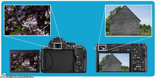 بدون آینه یا DSLR: کدام دوربین برای شما مناسبتر است؟