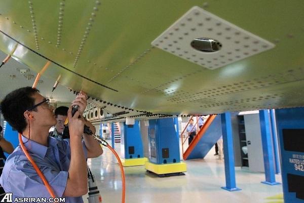 تولید جت مسافربری C919 در شانگهای