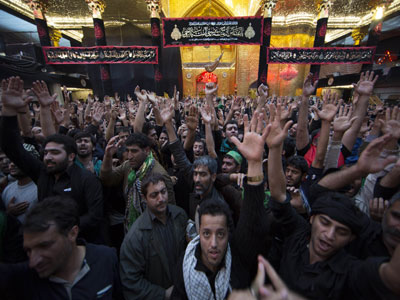 وزیر دفاع عراق: ورود 17 میلیون نفر به کربلا برای اربعین / 2.2 میلیون ایرانی هستند