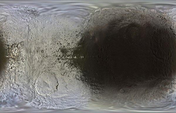 خلق نقشههای خیرهکننده از شش قمر زحل+تصاویر
