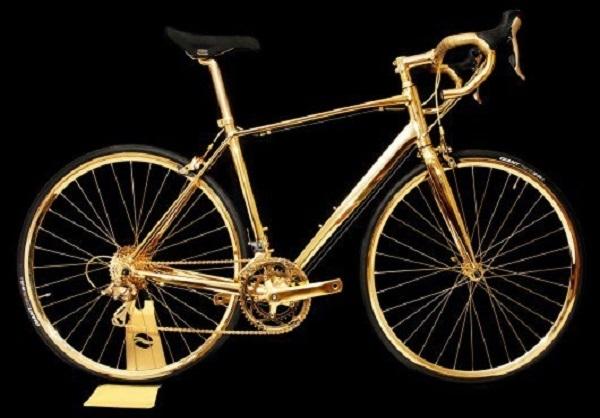 ساخت گرانترین دوچرخه - عصر دانش