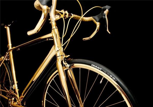 ساخت گرانترین دوچرخه+تصاویر