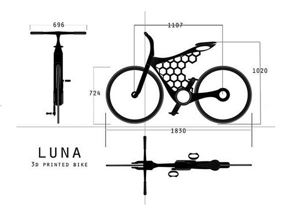دوچرخهای که به سرعت تعمیر میشود+تصاویر