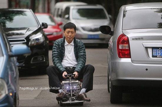 کوچک ترین و ارزان ترین خودروی دنیا (عکس)