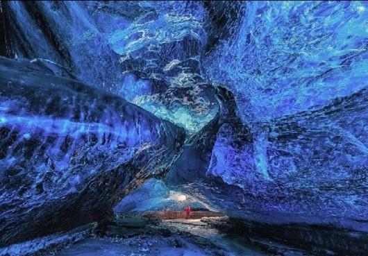 شگفتانگیزین غارهای جهان