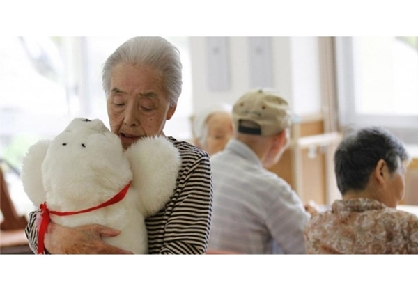 ربات فُک مخصوص کمک به سالمندان+تصاویر