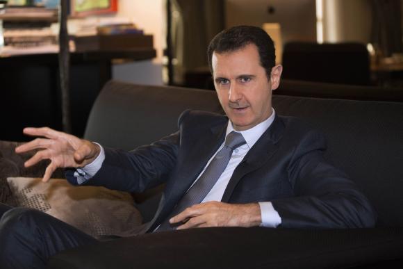رویترز:نگرانی حکومت اسد از کاهش قدرت اقتصادی ایران