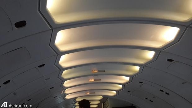 تهران میزبان تنها بوئینگ 747 SP جهان و عاشقانش