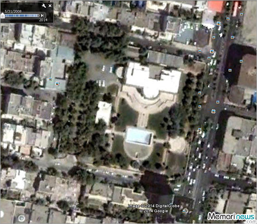 کاخ ورسای کاخ ثابت پاسال بزرگترین خانه تهران