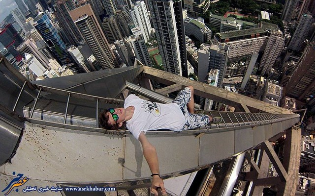 تصاویر دیدنی از هنگ کنگ