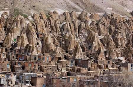 روستای صخره ای کندوان رکورد گردشگری زد