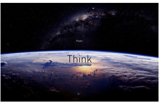 تصاویری از فضا که شما را وادار به تفکر میکند