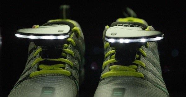 ساخت کفشهای شبتاب برای دوندگان