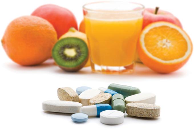 از کجا بفهمیم کمبود ویتامین داریم؟