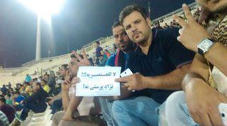 عکس / اعتراض به نژادپرستی در اهواز