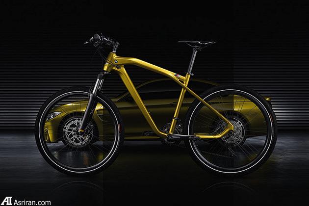 دوچرخه بامو با چاشنی تولید محدود