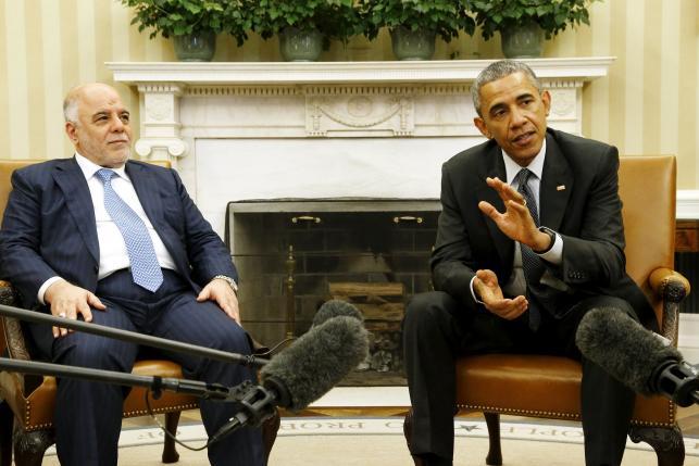 اوباما: گروه های شیعه نقش موثری در مبارزه با داعش داشته اند