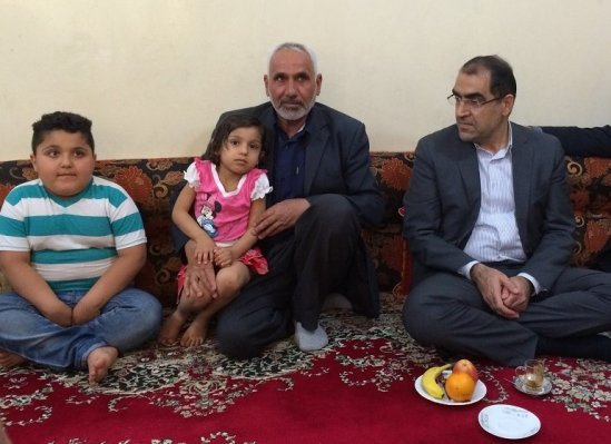 استعفای شهردار خرمشهر به دلیل خودسوزی یک معترض