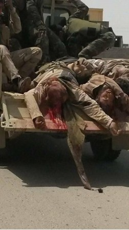 فوری / معاون صدام کشته شد (+عکس)