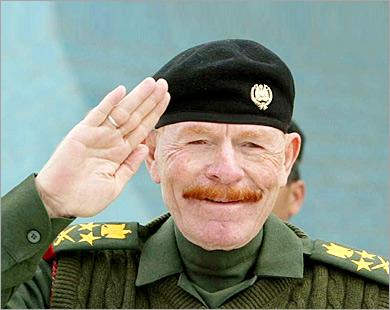 معاون صدام کشته شد (+عکس)