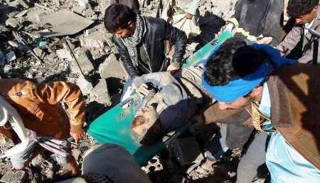 دخالت نظامی 10 کشور به رهبری عربستان سعودی در یمن/  فرار منصور هادی به عمان / کشته شدن 13 غیرنظامی