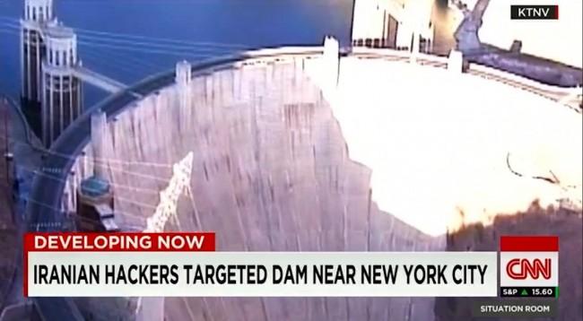 ادعای روزنامه آمریکایی: حمله مهاجمان احتمالا ایرانی به سد نیویورک
