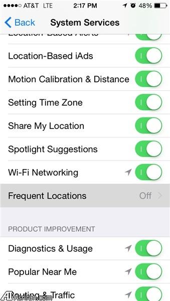 وقتی که گوشی هوشمند هر حرکت شما را ردیابی می کند