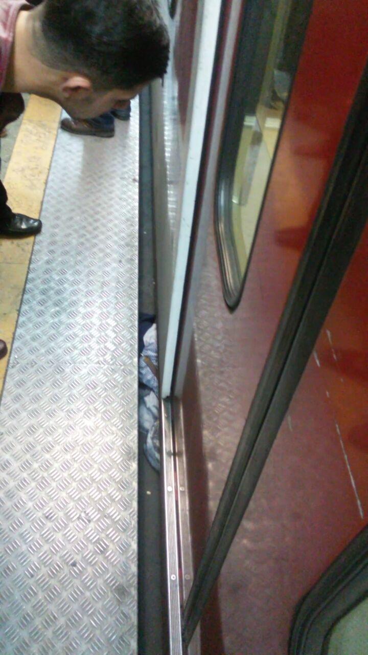 مرگ مرد 57 ساله در مترو تهرانپارس
