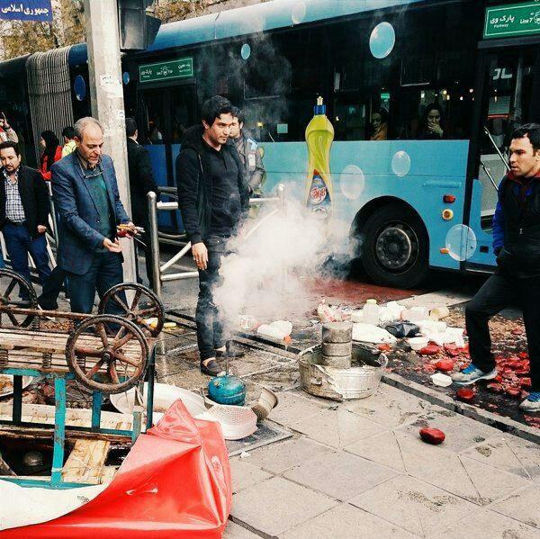 واکنش قالیباف به انتشار خبر حمله ماموران شهرداری به یک لبوفروش (+عکس)