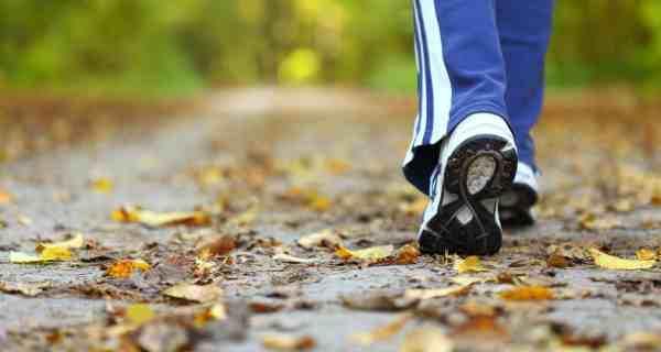 با قدم زدن مناسب، بهتر کالری بسوزانید