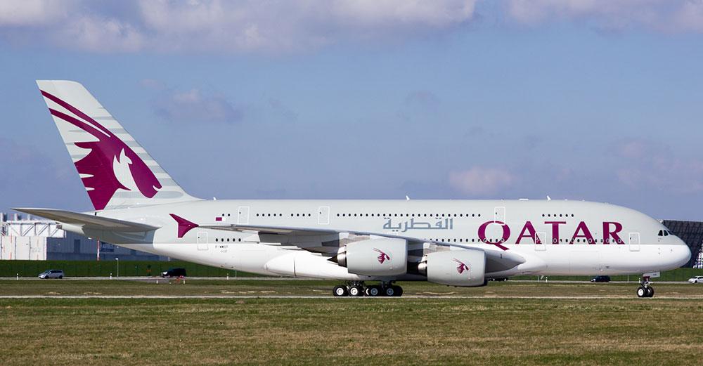 انتقادات در سوئیس به دلیل ورود شبانه 9 هواپیمای امیر سابق قطر