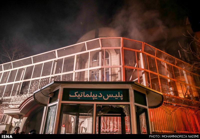 لبخند عربستان بعد از حوادث تهران و مشهد/ گل به خودی به دستگاه دیپلماسی