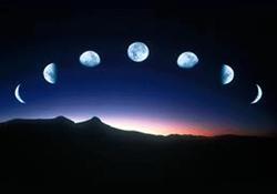 گردش ماه بر سلامت انسان تاثیر می گذارد؟!