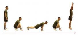 6 ورزش کالریسوز خانگی