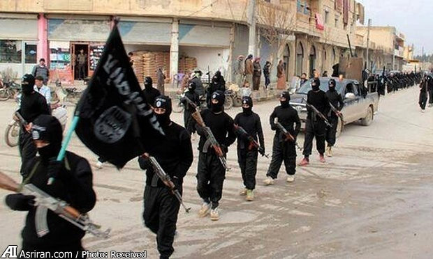 مادر کشی به شیوه داعشی