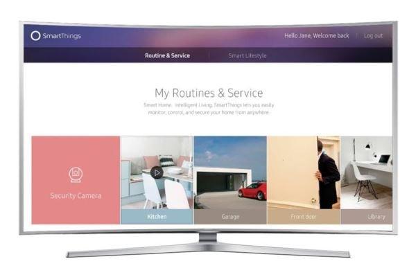 تلویزیون های هوشمند به اینترنت اشیا متصل می شوند