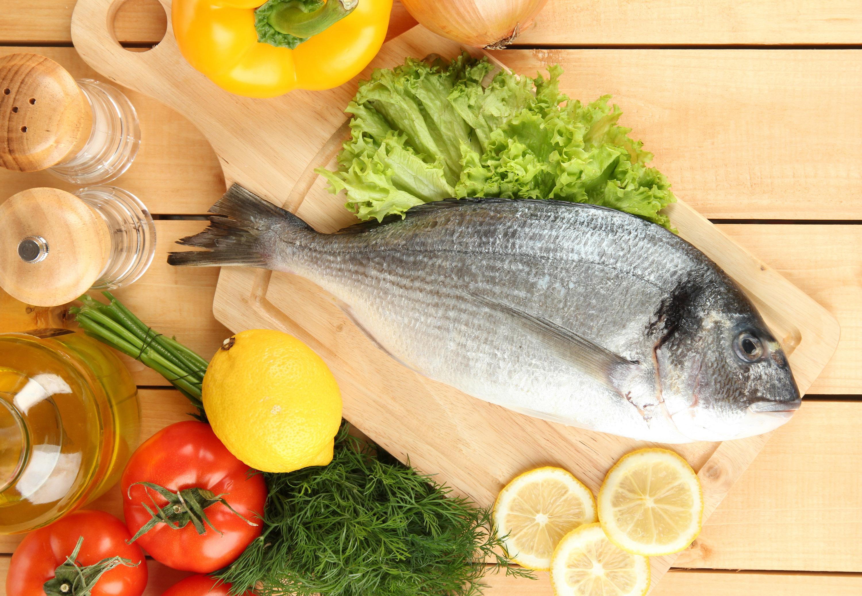 ماهی بخورید تا سرطان نگیرید