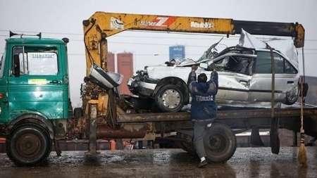 3 کشته در واژگونی خودرو 405 در بندرخمیر