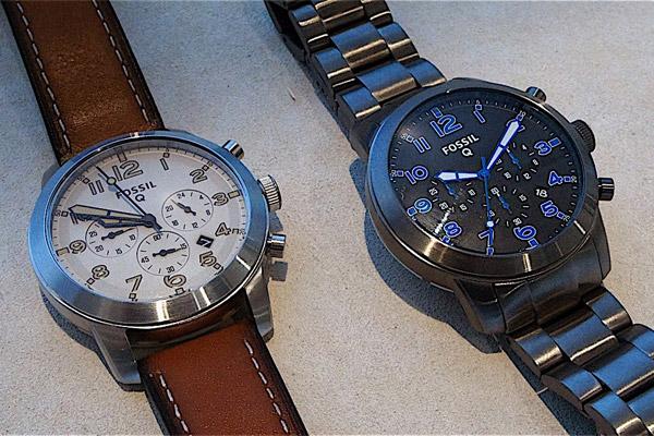 فسیل ساعت جدید خود با نام Q54 Pilot را معرفی کرد
