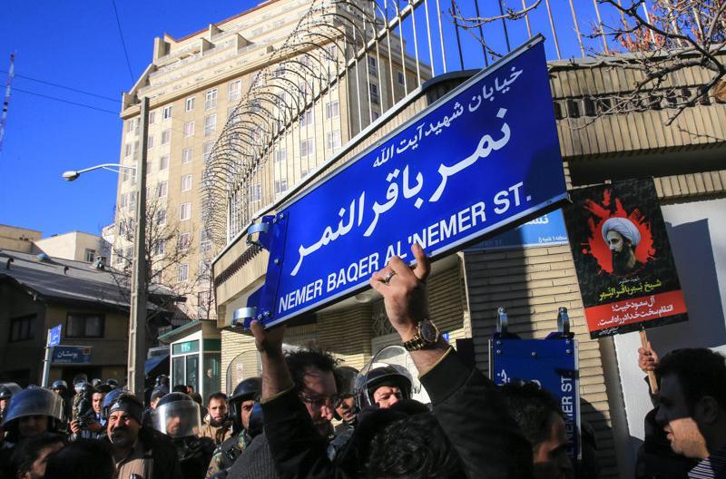 نامه وزارت خارجه  شورای شهر تهران: نام خیابان بوستان را به