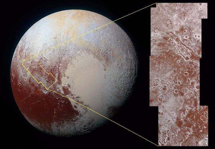 یافتههای جدید ناسا درباره پلوتو