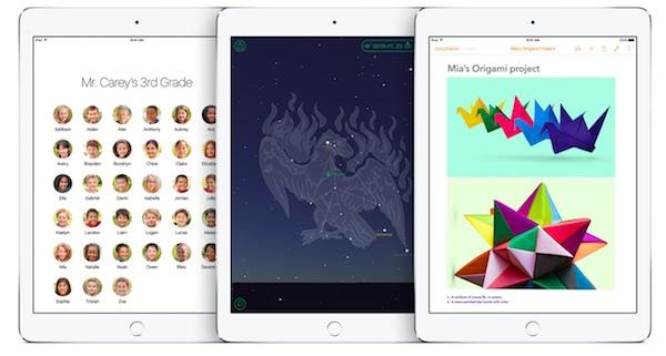 به روزرسانی سیستم عامل اپل با قابلیتهای تازه